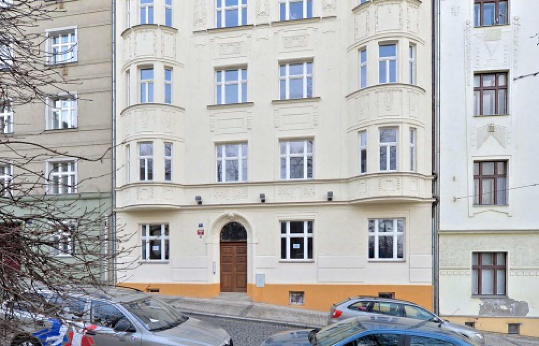 APARTMENT FOR RENT, street Za Strahovem, Praha 6-Břevnov