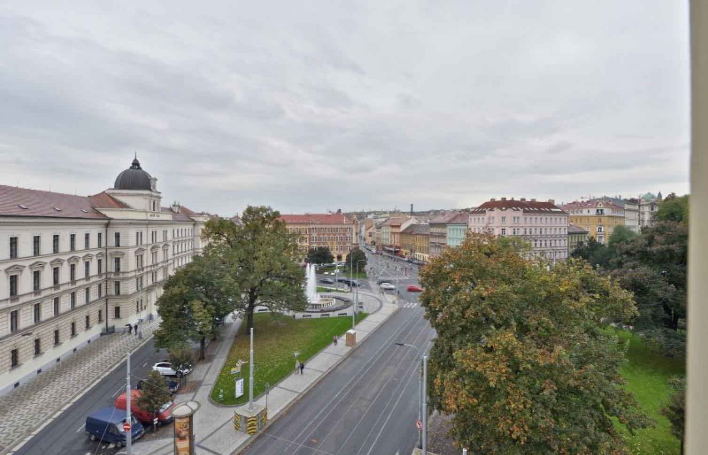 APARTMENT FOR RENT, street Kroftova, Praha