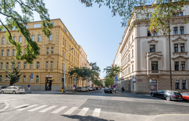 APARTMENT FOR RENT, street Moravská, Prague 2 - Vinohrady