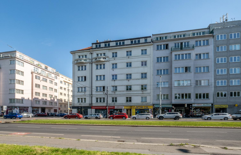 APARTMENT FOR RENT, street  Vinohradská, Prague 2 - Vinohrady
