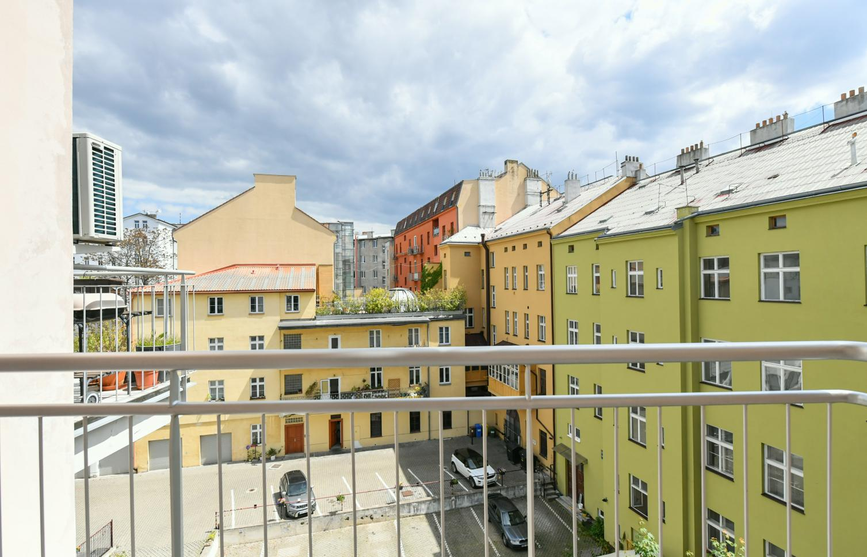 APARTMENT FOR RENT, street Belgická, Praha 2