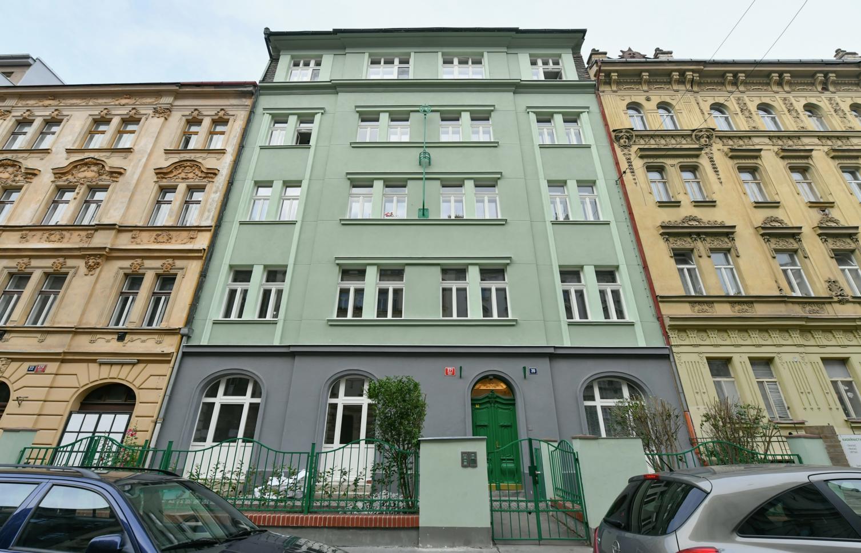 APARTMENT FOR SALE, street Šmeralova, Praha 7
