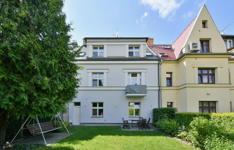 HOUSE FOR RENT, street Soborská, Praha 6
