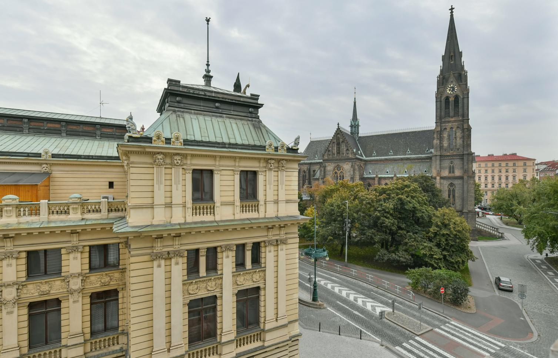 APARTMENT FOR RENT, Str. Ibsenova, Prague 2 - Vinohrady