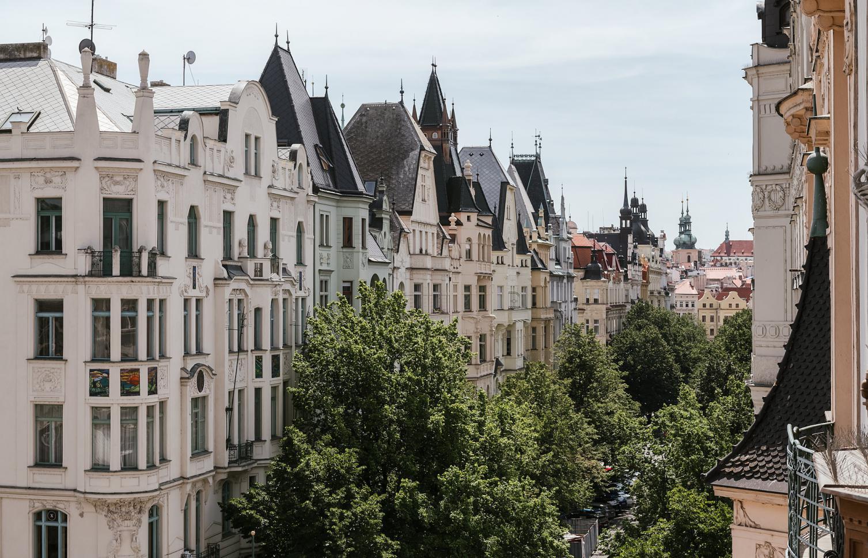 BYT K PRONÁJMU, ul. Pařížská, Praha 1