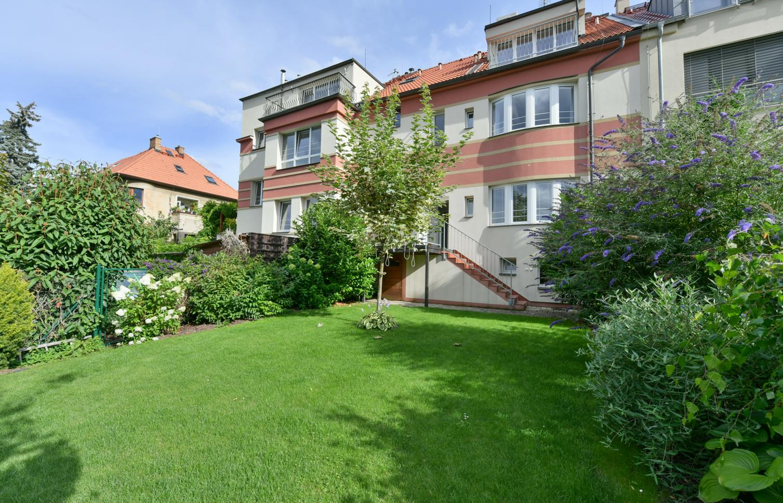 HOUSE FOR RENT, street Šultysova, Praha 6