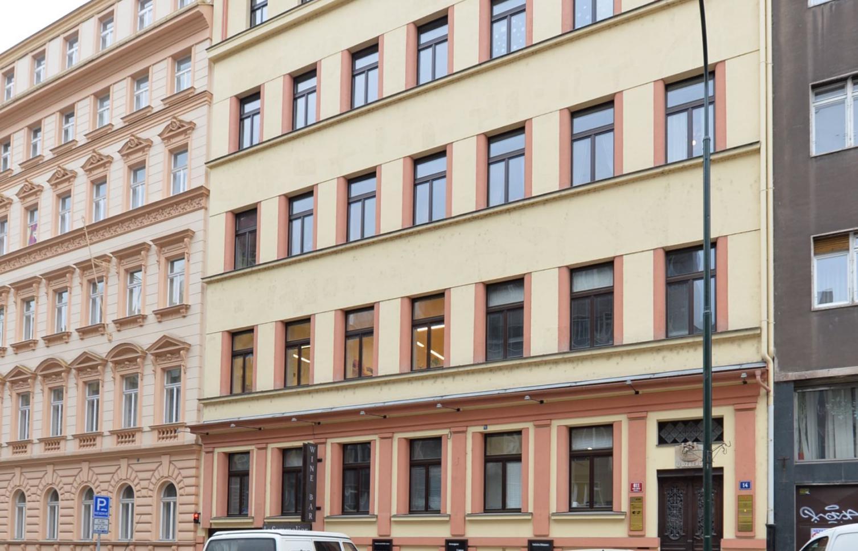 APARTMENT FOR RENT, street Štěpánská, Prague 1 - New Town
