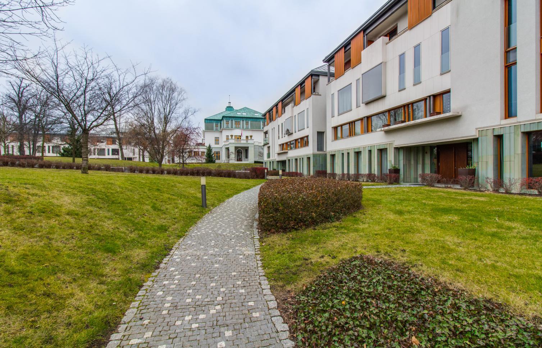 APARTMENT FOR RENT, Pod Kaštany, Praha 6 - Bubeneč - Villa Bianca
