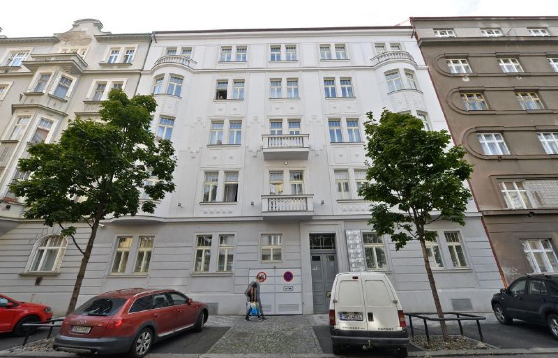APARTMENT FOR RENT, street Laubova, Prague 3 - Vinohrady