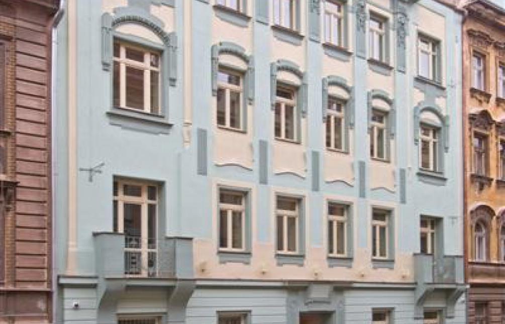 APARTMENT FOR RENT, street Jindřicha Plachty, Prague 5 - Smíchov