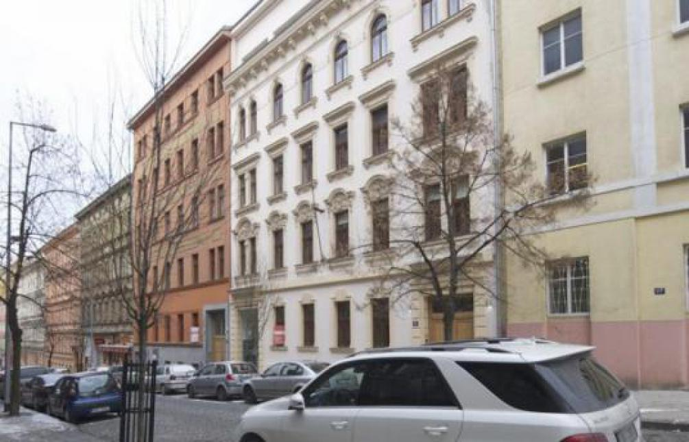 OFFICE FOR SALE, street Záhřebská, Prague 2 - Vinohrady