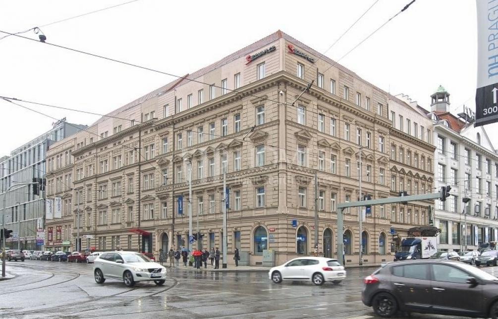 COMMERCIAL SPACE FOR RENT, Radlická street, Prague 5 - Smíchov