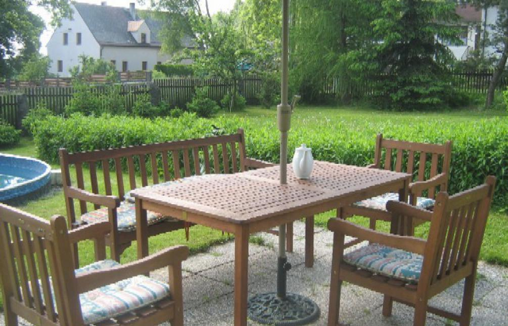 APARTMENT FOR RENT WITH GARDEN AND POOL, Oldřiš, okr. Karlovy Vary