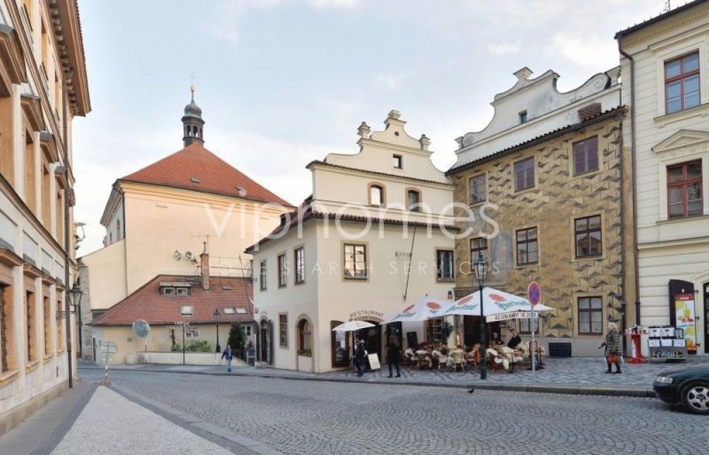 BYT K PRONÁJMU, ul. Loretánská, Praha 1- Hradčany