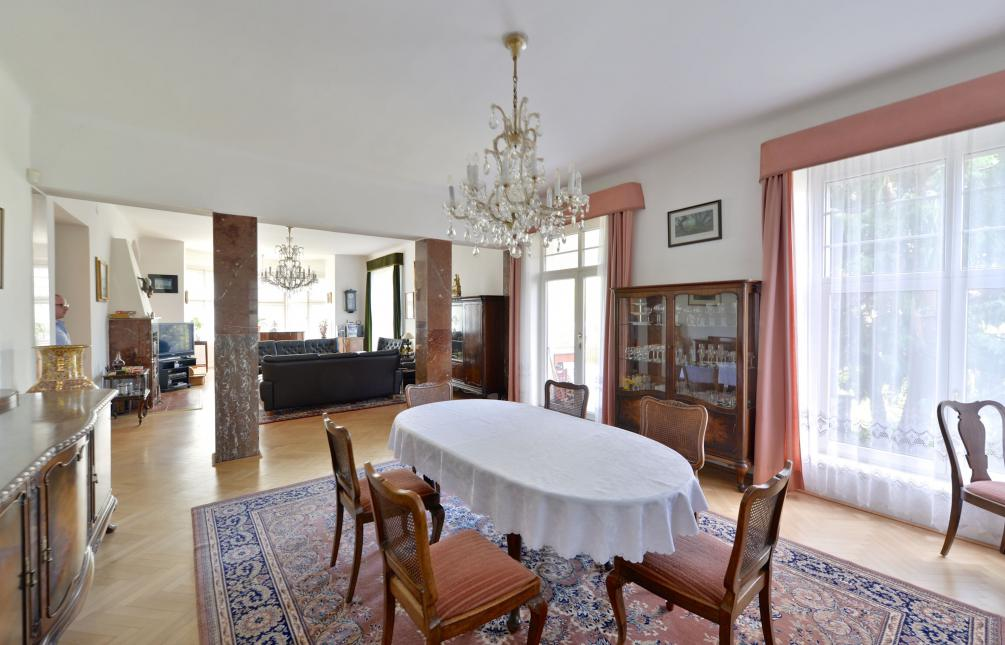 HOUSE FOR SALE,  Prague 6 - Bubeneč