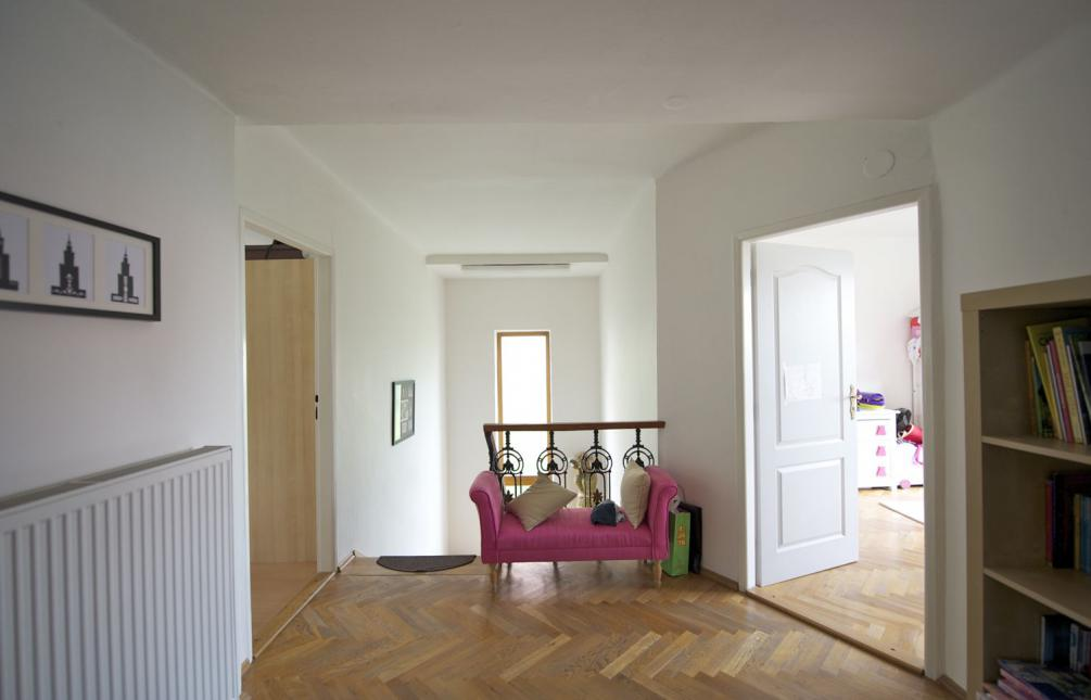 HOUSE FOR RENT, street Na Hřebenkách, Prague 5 - Smíchov