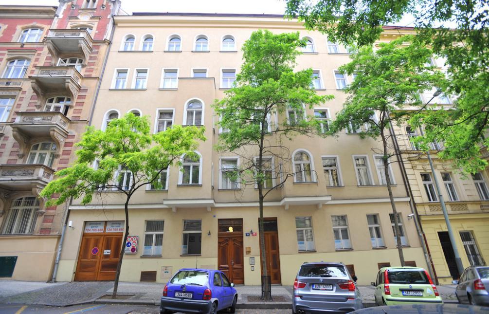 APARTMENT FOR RENT, street Mánesova, Praha 2 - Vinohrady