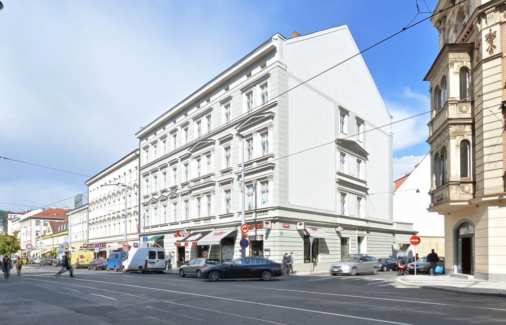 OFFICES FOR RENT, ul. Nádražní, Praha 5-Smíchov