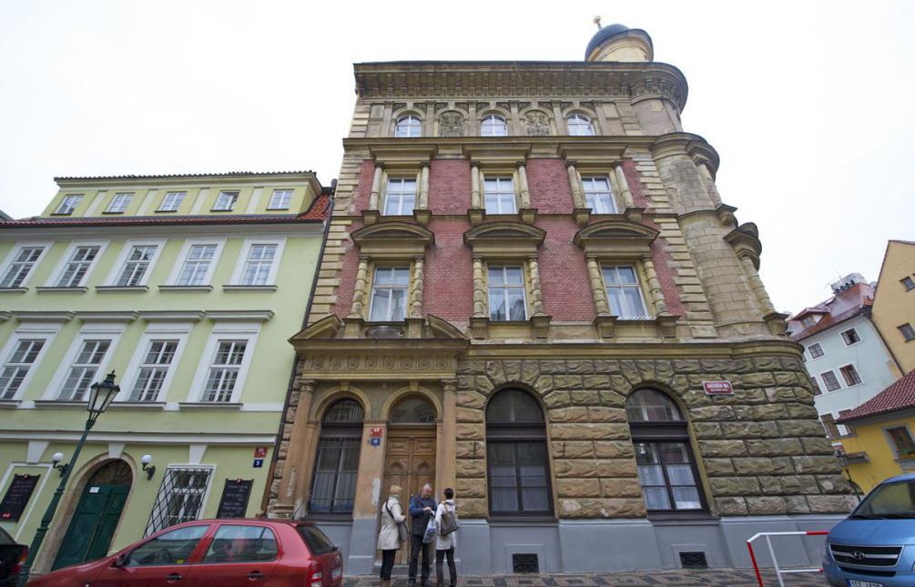 APARTMENT FOR SALE, street Dražického náměstí, Prague 1 - Malá Strana