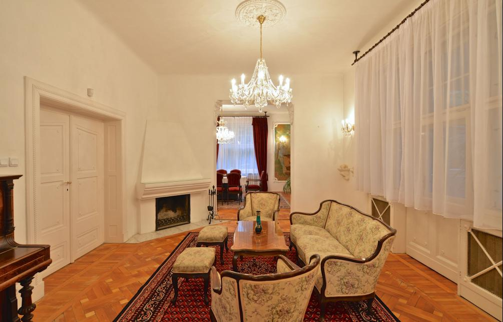 HOUSE FOR RENT, street Pod Klaudiánkou, Praha 4 - Podolí