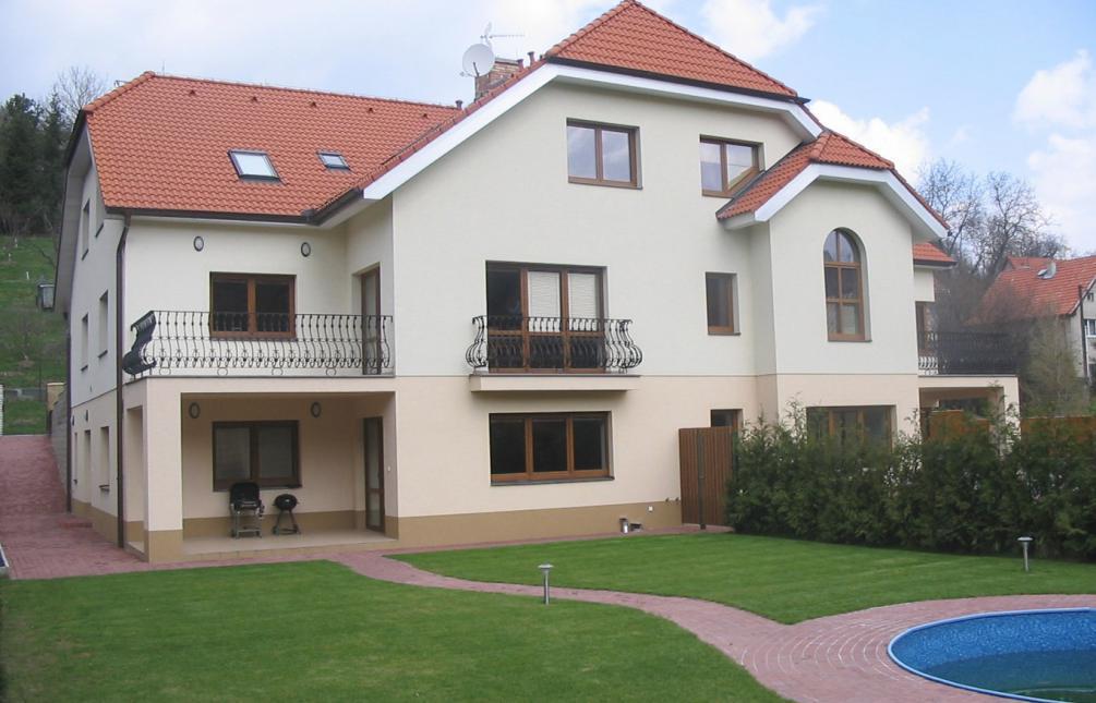 HOUSE FOR RENT, street Nové domy, Praha - Přední Kopanina
