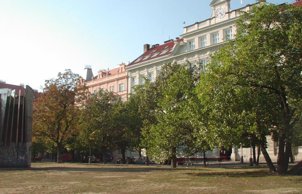 APARTMENT FOR RENT, street náměstí Jířího z Poděbrad, Prague 2 - Vinohrady