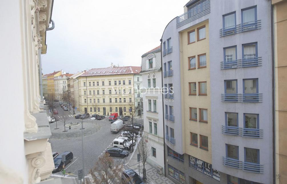 OFFICE FOR SALE, street Záhřebská, Prague 2 - Vinohrady