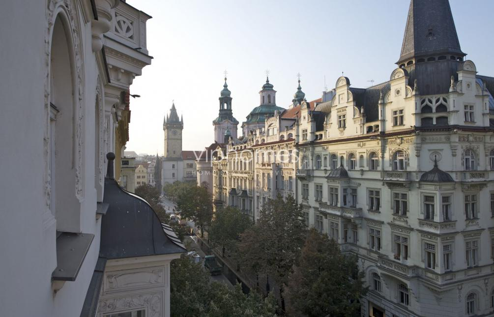 APARTMENT FOR RENT, street Pařížská, Prague 1 - Old town