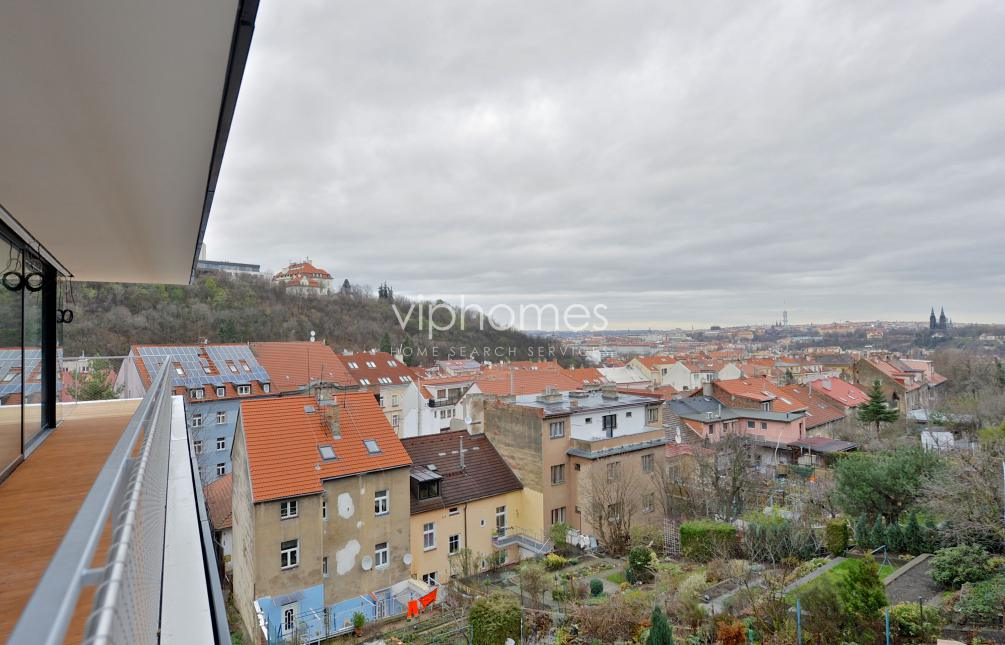 APARTMENT FOR RENT, st. Pod Kesnerkou, Prague 5 - Smíchov