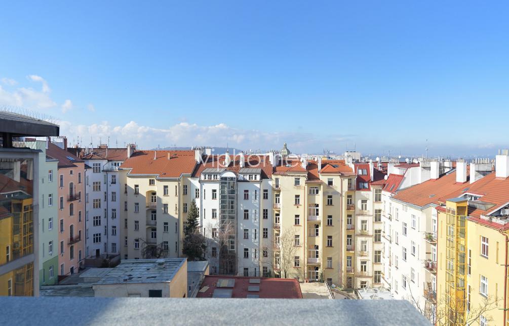 APARTMENT FOR RENT,  str. Anny Letenské, Prague 2 - Vinohrady