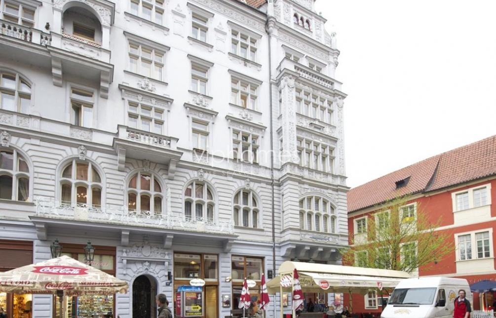 BYT K PRONÁJMU, ul. Karlova, Praha 1 - Staré Město