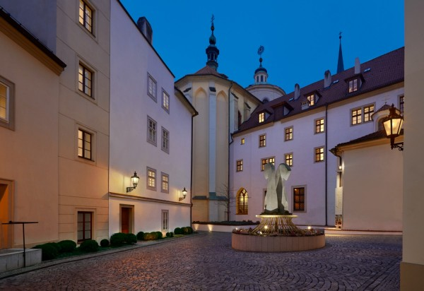 Spa v Augustine, a Luxury Collection Hotel, Prague
